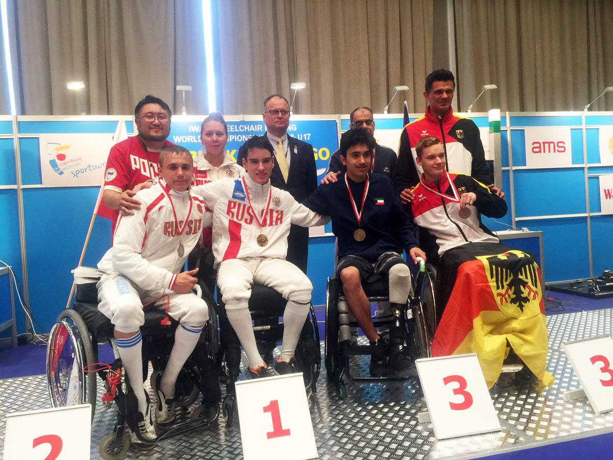 Петербургские юниоры с инвалидностью вернулись с медалями с международных турниров (Иллюстрация 2 из 2) (Фото: БФ