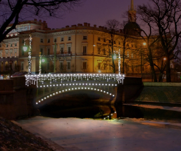 Первый Садовый мост