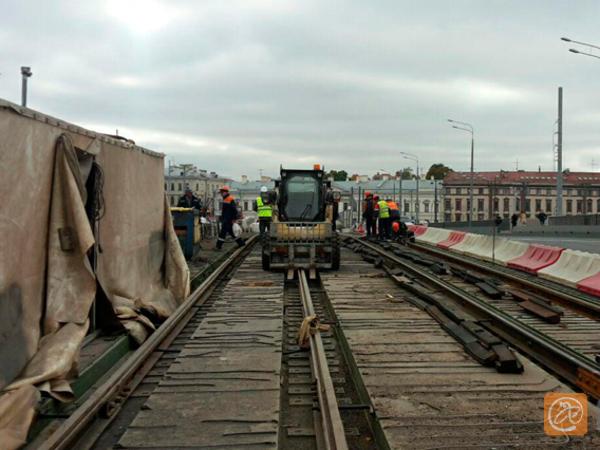 Тучков мост «придушат» последний раз