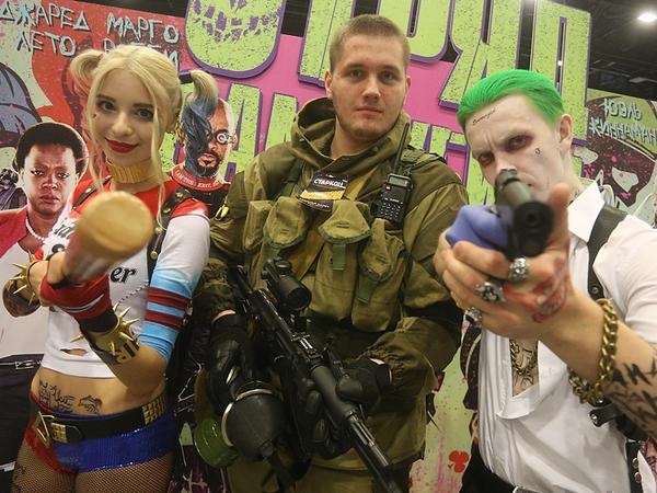 Как в Петербурге поругались два супергеройских конвента