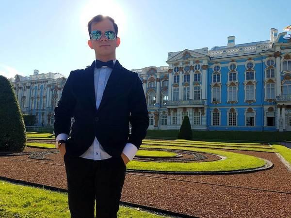 Максим Каргапольцев/из личного архива