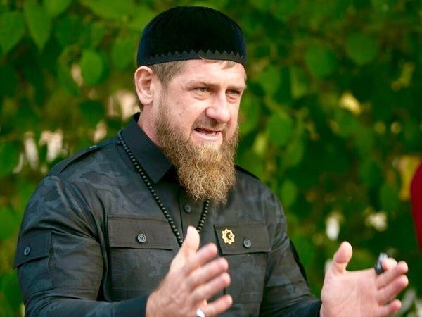 Рамзан Кадыров//официальная страница/vk.com