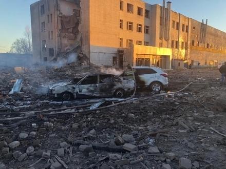 Взрыв на заводе в Гатчине. Что известно на данный момент
