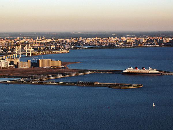 «Морской фасад» взял курс на девелопмент. Порт хочет выкупить 10 га на намыве