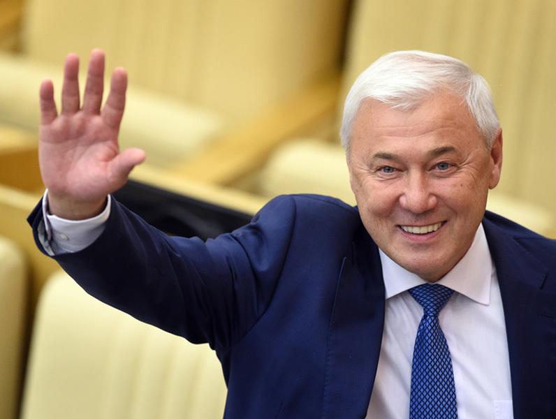 Анатолий Аксаков//Дмитрий Духанин/Коммерсантъ
