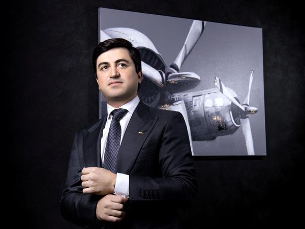 Владимир Александров/ фото представлено компанией Аэрофлот