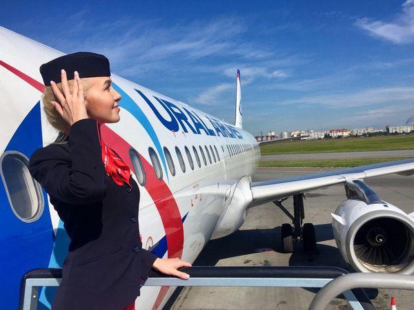 «Уральские авиалинии» увеличили частоту полетов в Хабаровск до трех раз в неделю