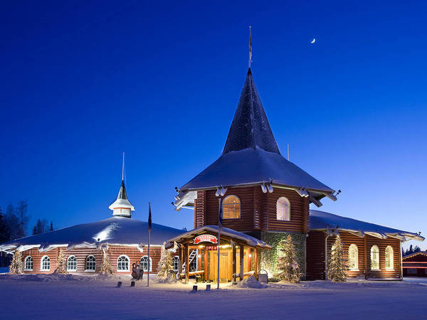 Santa Claus Village, Visit Finland