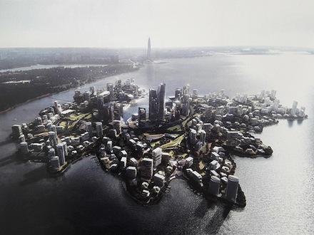 Лахтинские Дубаи не пускают в залив: ученые рассказали чиновникам, почему в Петербурге больше нельзя намывать