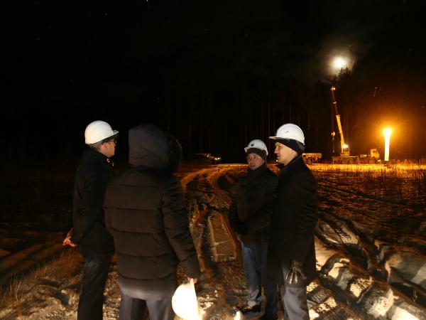 Глава МРСК Северо-Запада оценил ход противоаварийных тренировок в филиале «Комиэнерго»