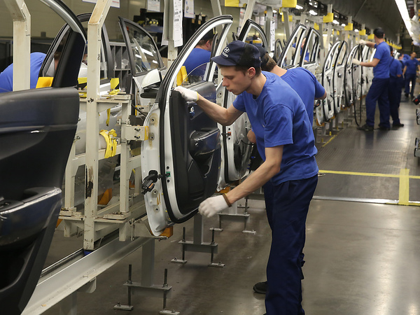Hyundai поторгуется с Минпромторгом. Инвестиции в новый завод растянут на несколько этапов