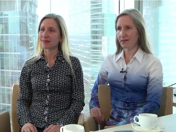 «Почему мы выбрали Телетрейд» - сёстры Шероновы
