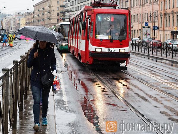 Коридоры кончаются схемой. Общественному транспорту Петербурга расписали будущее