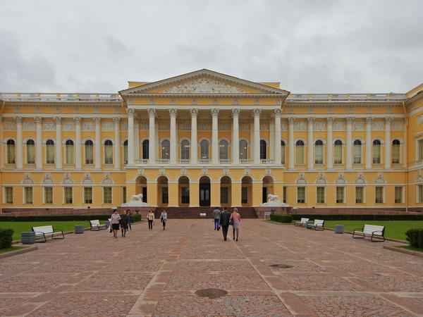 Равнение на переезд. В Русском музее началась подготовка к реконструкции