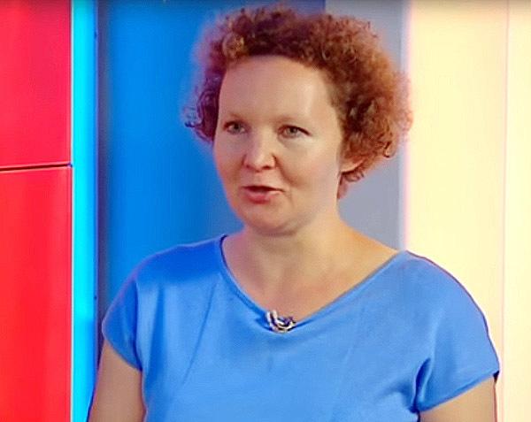 Виктория Журавлева/скриншот/YouTube/Россия24