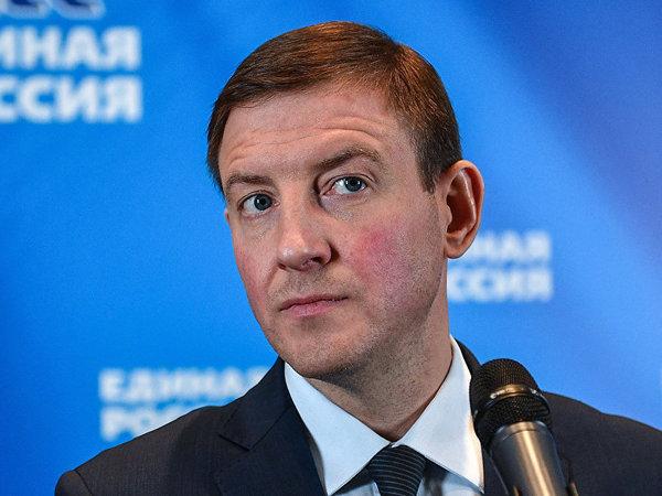 Андрей Турчак, с сайта: er.ru