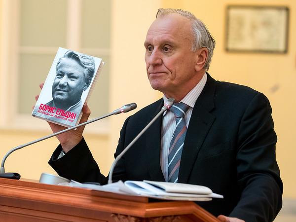 Геннадий Бурбулис: «В сложившейся системе полномочий формула «гарант Конституции» может говорить о чем угодно»