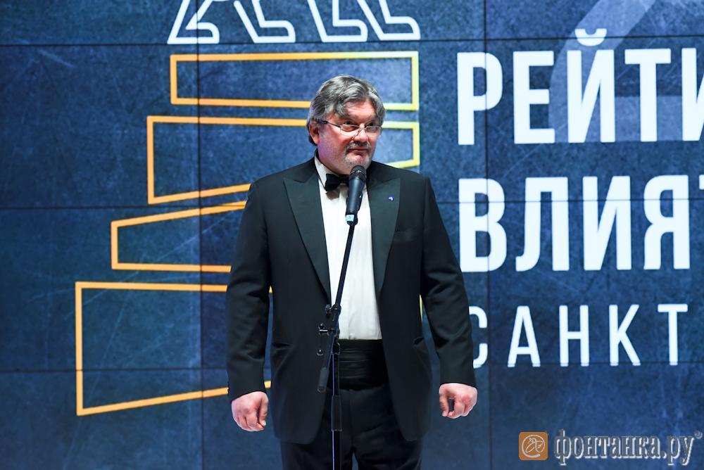 Глава Агентства журналистских расследований Андрей Константинов