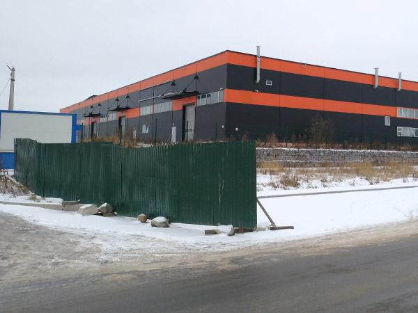 Ржевский рубеж. В Петербурге закрылся немецкий завод железнодорожной техники Knorr-Bremse