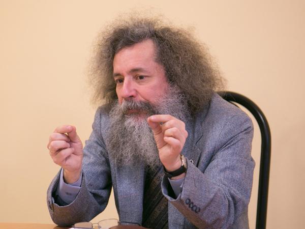 Михаил Гельфанд//Алексей Сапронов, предоставлено ЕУСПб