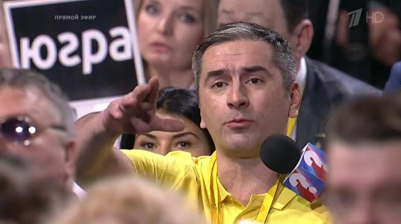 журналист 47News Виктор Смирнов