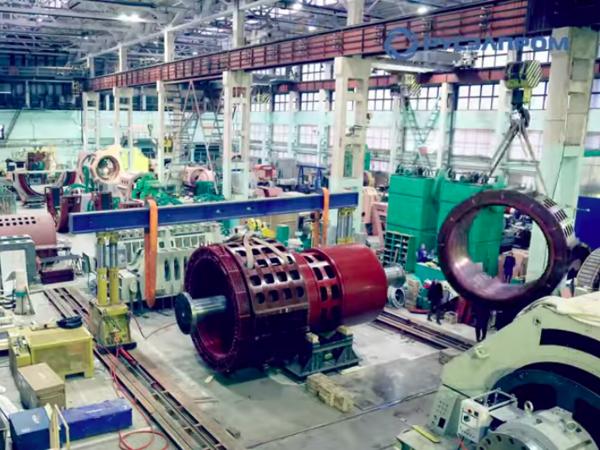 Полный дизель: Ленинградский электромашиностроительный признан банкротом. Импортозамещение не пошло