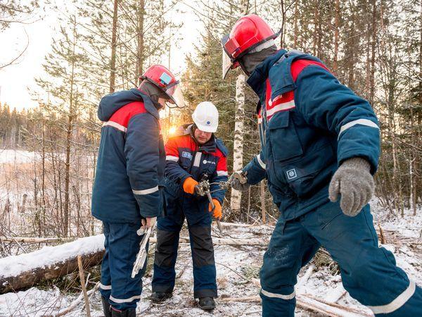 Вместе против стихии: энергетики МРСК объединились на масштабных учениях
