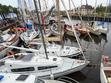 Яхты уперлись в Гогланд.  Российско-финскому проекту по созданию сети малых портов отказали в финансировании