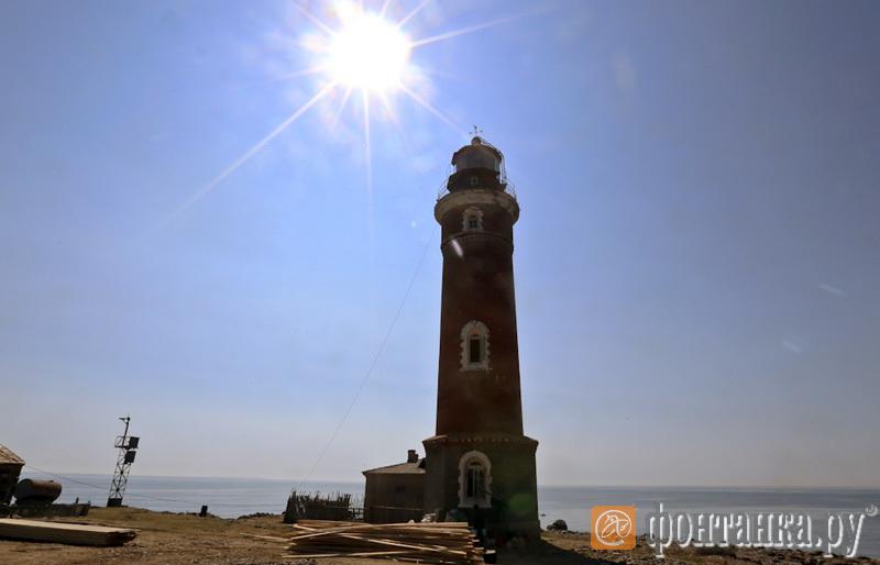Южный Гогландский маяк
