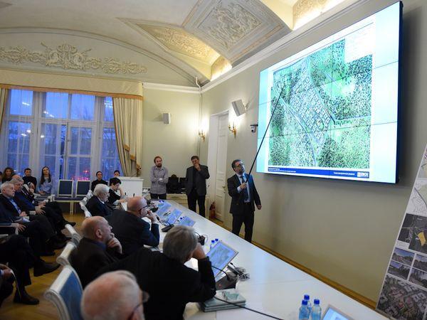 Градсовету Петербурга представили комплексный жилой проект в Курортном районе