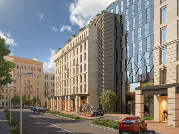 В апарт-отеле YE'S на Социалистической выведены в продажу офисные помещения