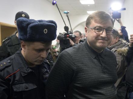Арест пошел на пользу. Суд приговорил Дмитрия Михальченко к освобождению