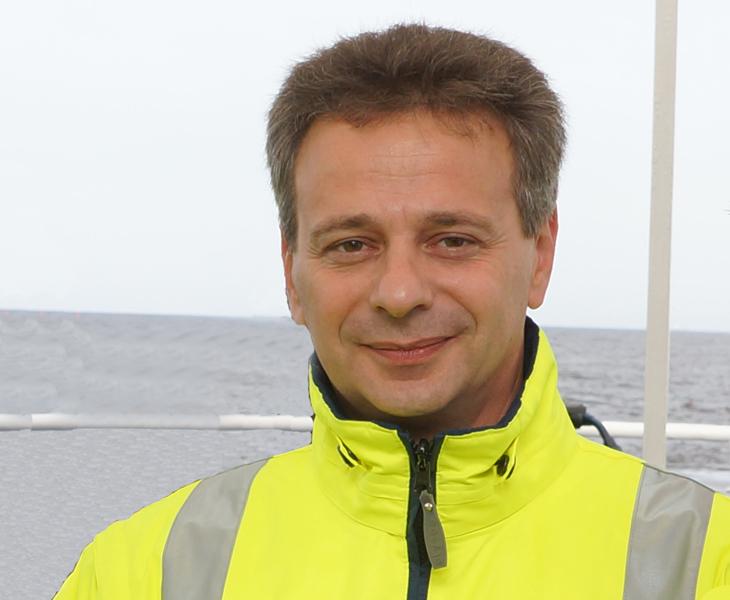 Игорь Полищук, заместитель генерального директора ФКУ «Дирекция комплекса защитных сооружений Санкт-Петербурга»