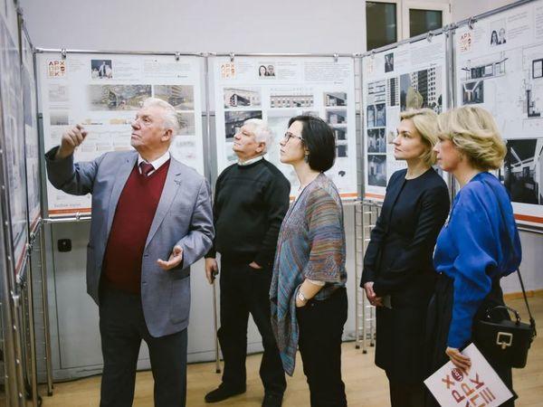 Открылась выставка работ финалистов архитектурного конкурса «АРХпроект»