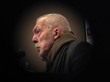 Андрей Битов, фото - Светлана Холявчук/Интерпресс
