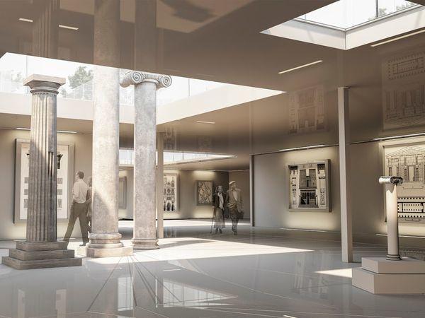 Музей эволюции архитектуры – лучший студенческий проект на конкурсе «Золотой Трезини»
