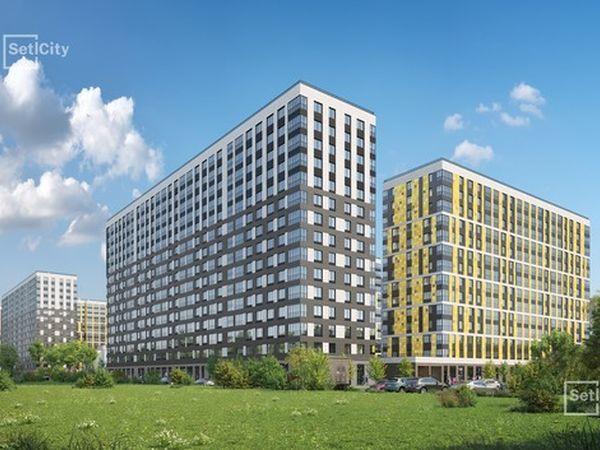 «Петербургская Недвижимость» предлагает квартиры комфорт-класса на набережной Невы от 2,55 млн руб