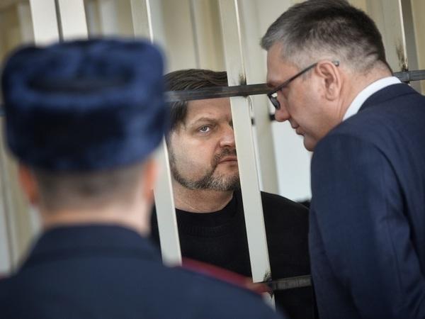 Никита Белых в суде//Эмин Джафаров/Коммерсантъ