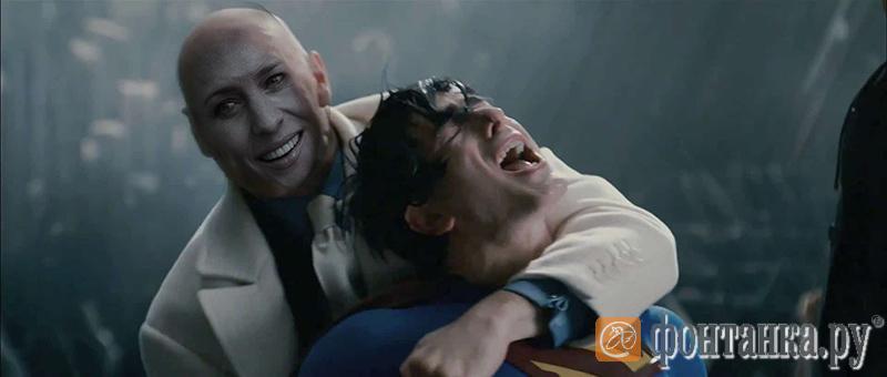 «Возвращение Супермена», 2006 г.