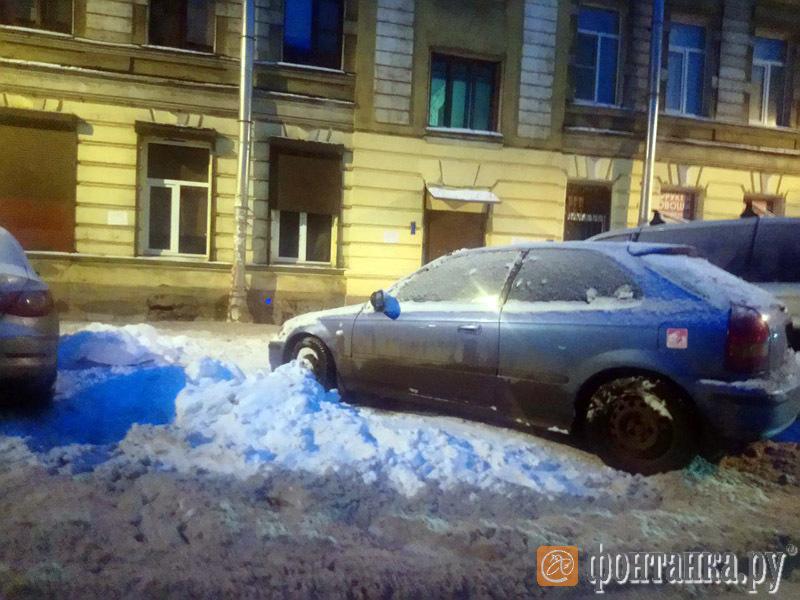 улица Егорова