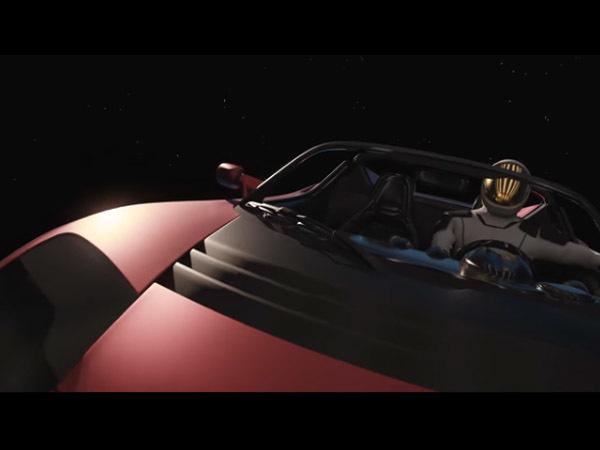 кадр из видео/YouTube/Falcon Heavy Animation