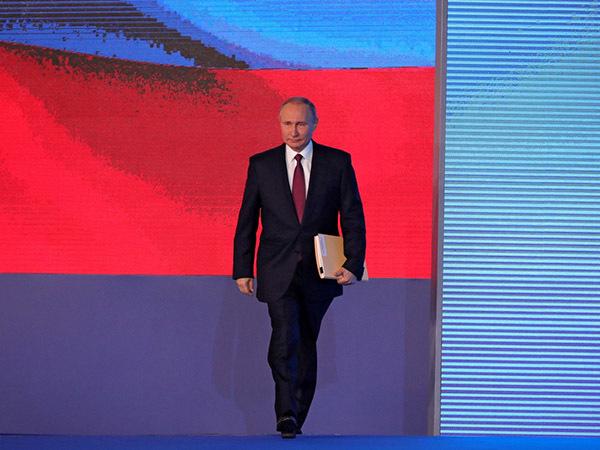 Здравствуй, оружие. Что Путин показал миру