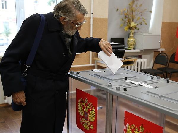 Трансляция: Выборы президента России