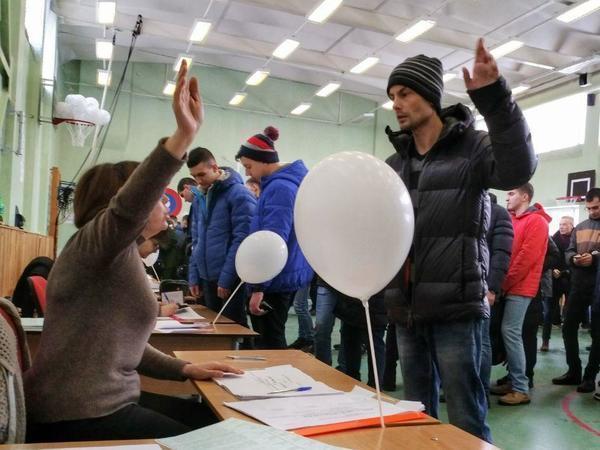 Петербург обогнал Москву по явке на президентские выборы