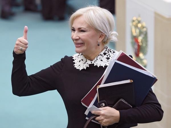 Ольга Ковитиди//Дмитрий Духанин/Коммерсантъ