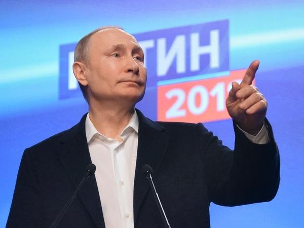 Владимир Путин//Дмитрий Азаров/Коммерсантъ