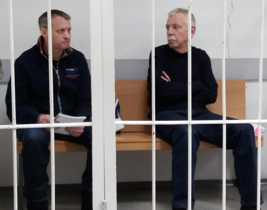 Экс-глава Карелии приговорен к 8 годам строгого режима (Иллюстрация 1 из 1) (Фото: Следственный комитет РФ)