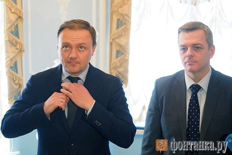 Сергей Макаров и Александр Клаус