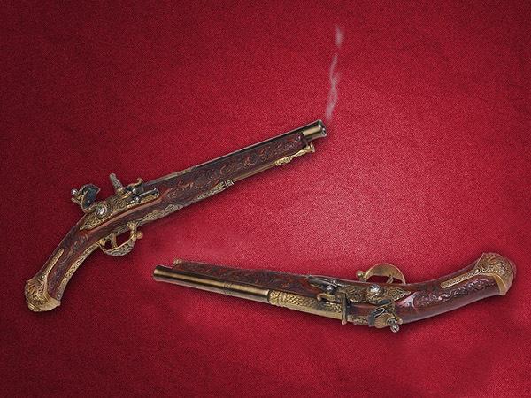 Наполеоновские войны на истфаке