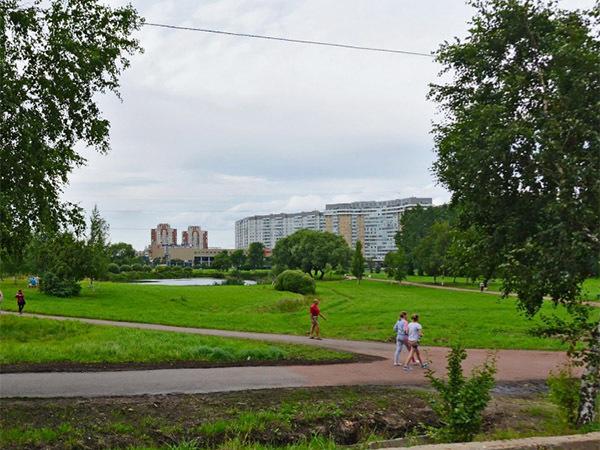 Как Купчино борется за парк